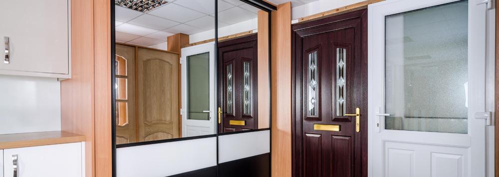 Internal \u0026 External UPVC Doors & Complete Door Store Edinburgh Fife and the Lothians