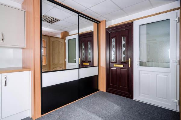 replacement seal for pvc upvc doors windows universal black
